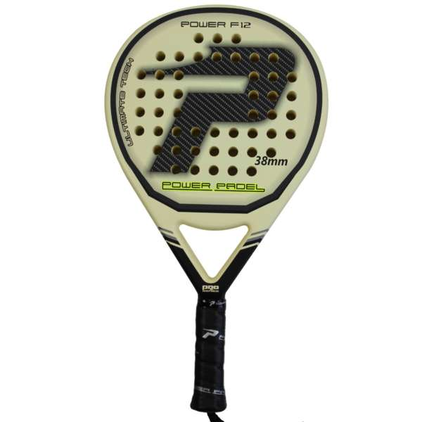 - pala power padel F12 completa