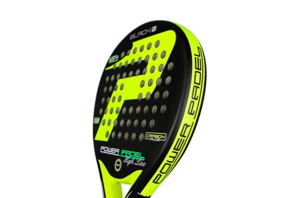 Pala de padel PWP BLACK 3 | PWP: Power Padel
