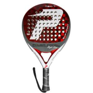 pala power padel tex-t hard completa