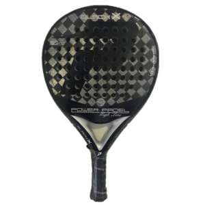 pala power padel black x